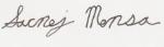 Sacnej signature