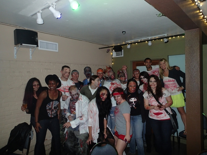 2nd Annual INFECTED Pub Crawl