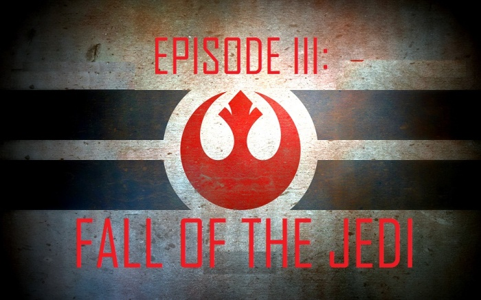 STAR WARS Episode III Fall of the Jedi