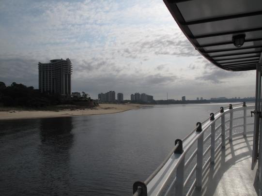 Goodbye, Manaus, hello adventure!