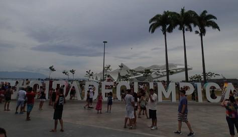 #CIDADEOLYMPICA